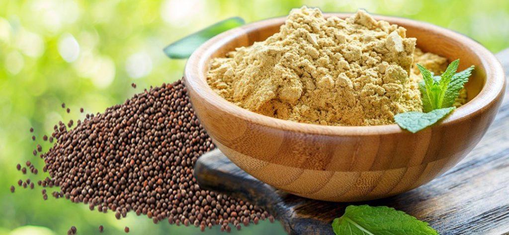 Benefits of Mustard Powder