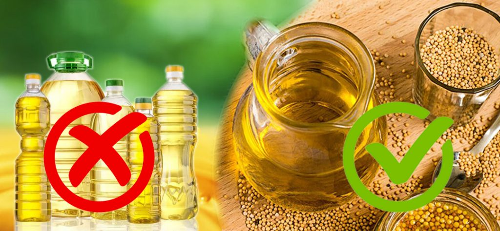 Breaking the Myths about Refined Oils
