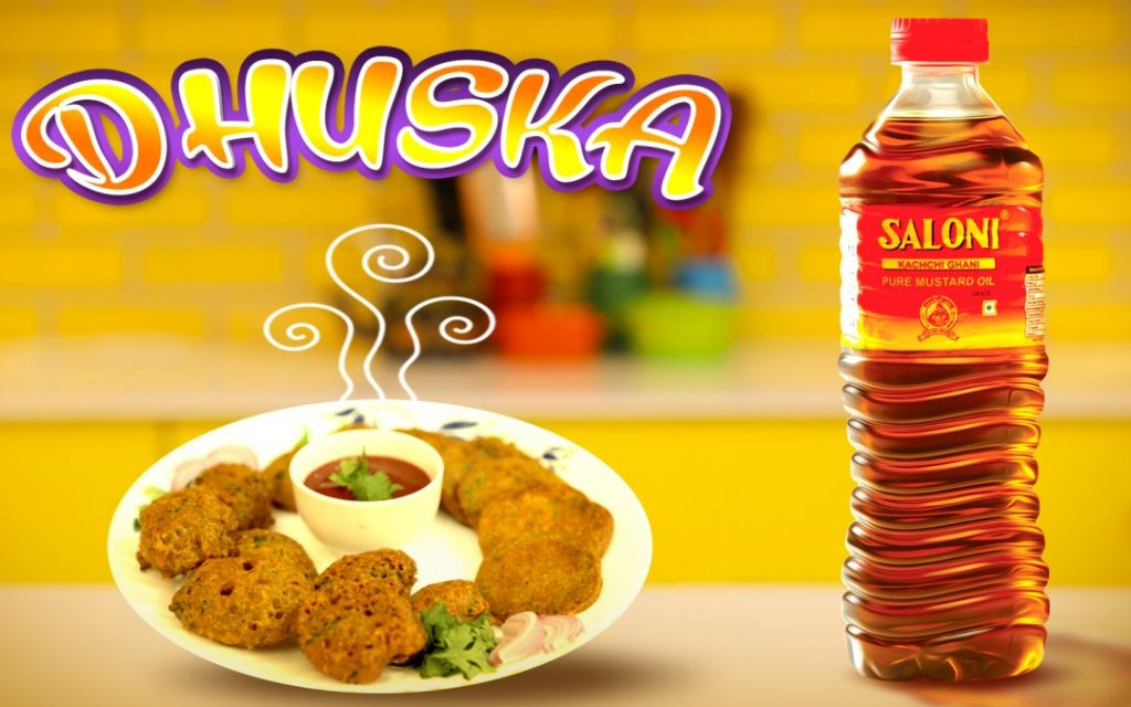 Jharkhand Famous Dhuska