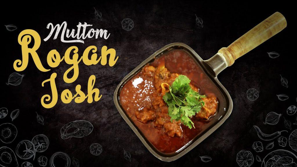 Kashmiri Style Mutton Rogan Josh Recipe   Mutton Rogan Josh