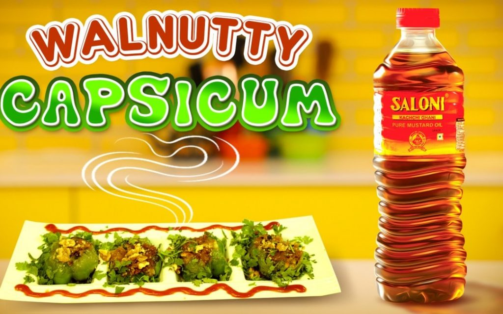 Walnutty Capsicum