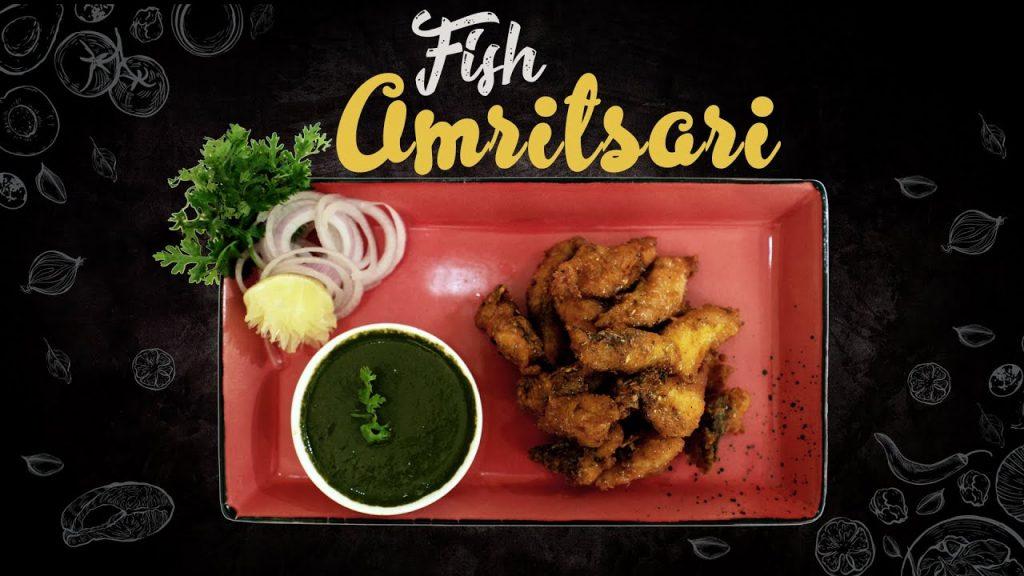 Restaurant Style Fish Amritsari   Chef Special Series