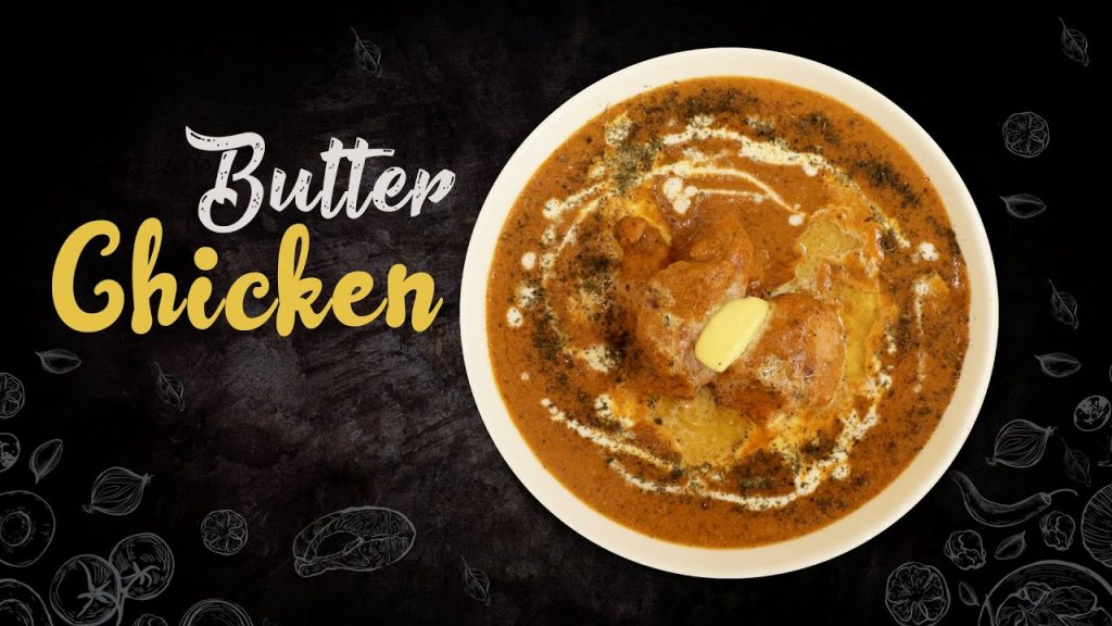 Restaurant Style Butter Chicken Recipe at Home