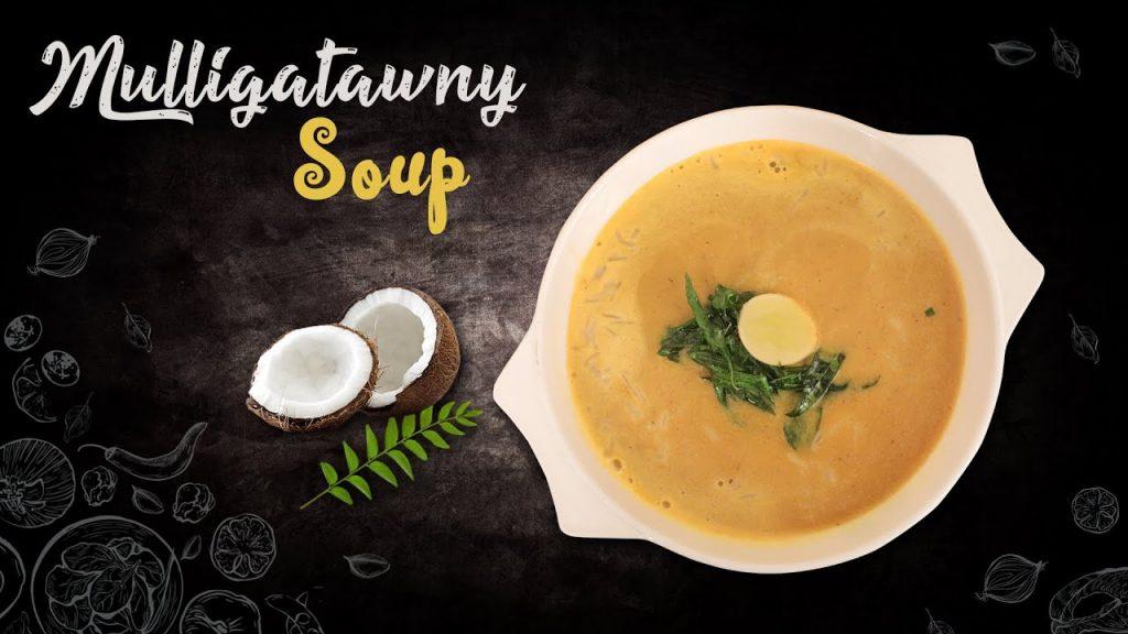 Mulligatawny Soup Recipe   Best Veg Soup Recipe