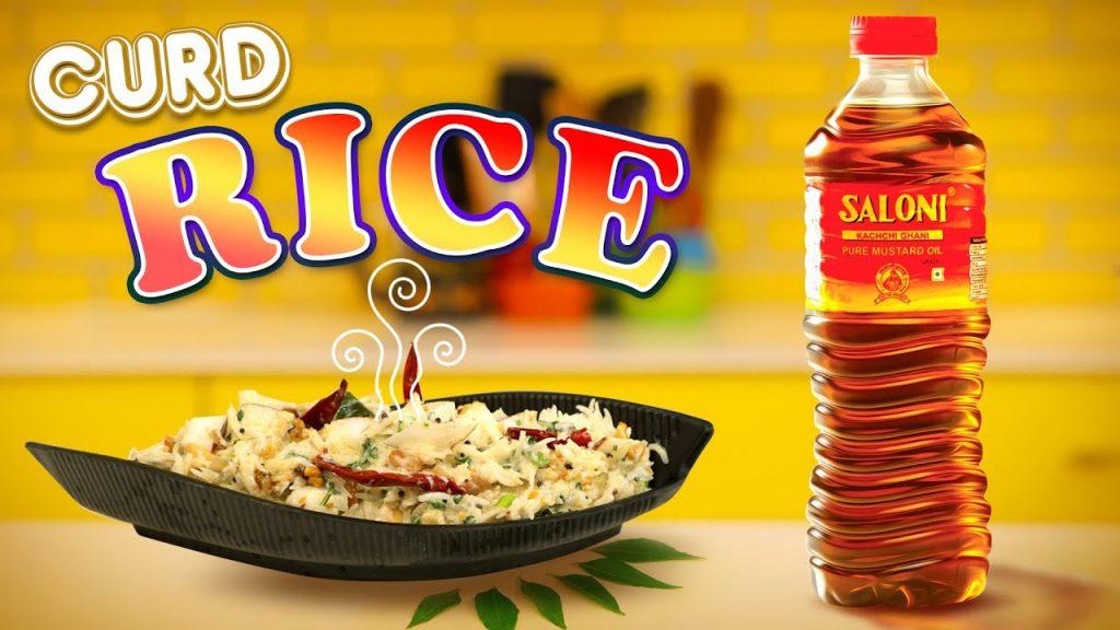 Curd Rice   Curd rice Recipe